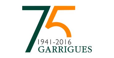Logo Garrigues 75 años