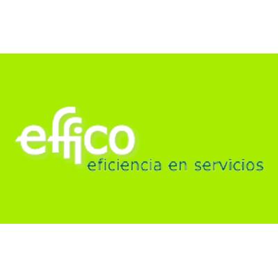 Logo empresa effico eficiencia en servicios