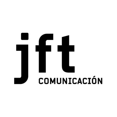 Logo de la empresa JFT Comunicación