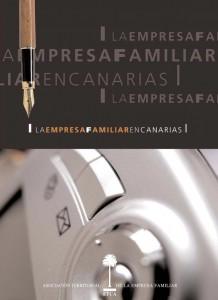 Portada del libro La Empresa Familiar en Canarias