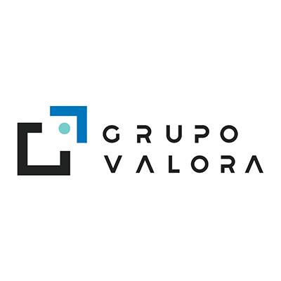 Logotipo Grupo Valora