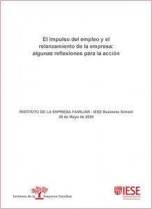POrtada publicación IEF_IESE