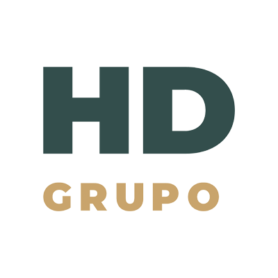 Logotipo Grupo HD