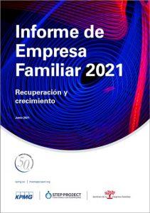 Portada Informe de Empresa Familiar 2021